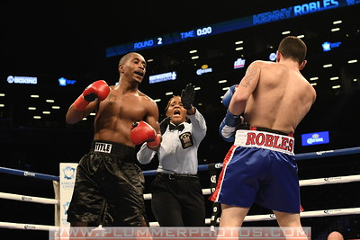 Boxing 2017 - Kenny Robles versus Latorie Woodberry