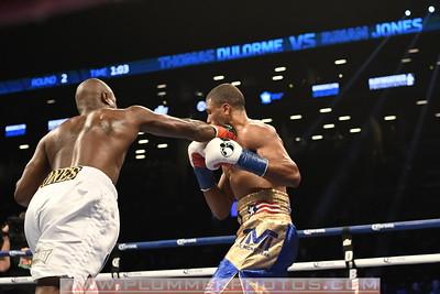 Boxing 2017 - Thomas Dulorme versus Brian Jones