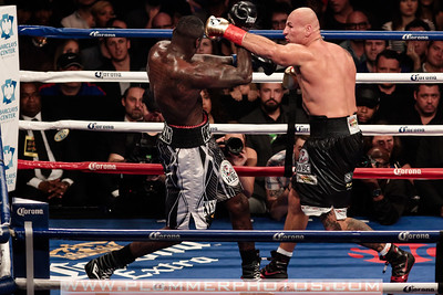 Boxing 2016 - Deontay Wilder Defeats Artur Szpilka by 9th Round KO