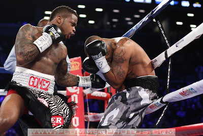 Boxing 2014 - Eddie Gomez vs. James Winchester