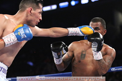 Boxing 2014 - Hugo Centeno, Jr. vs. James De La Rosa