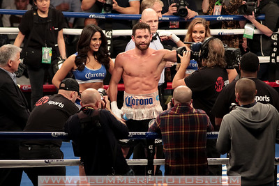 Boxing 2015 - Chris Algieri defeats Eric Bone by Unanimous Decision