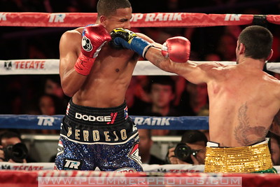 BOXING 2016 - Felix Verdejo Defeats. Willian Silva by Unanimous Decision