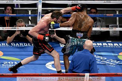 Boxing 2017 - Andy Lee versus KeAndre Leatherwood