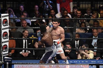 Boxing 2017 - Erickson Lubin versus Jorge Cota