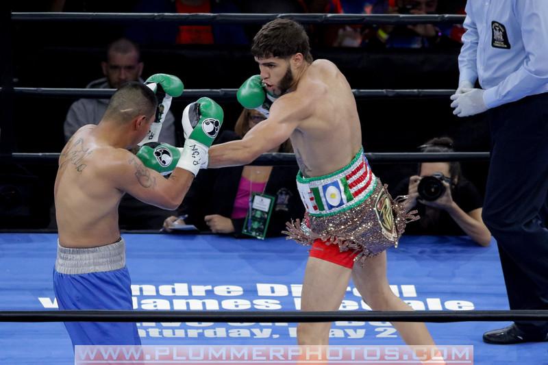 Boxing 2015 - Prichard Colon vs. Daniel Calzada