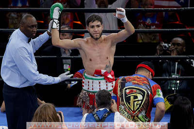 Boxing 2015 - Prichard Colon vs. Daniel Calzada
