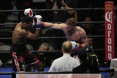 Boxing 2016 - Marcus Browne vs. Radivoje Kalajdzic