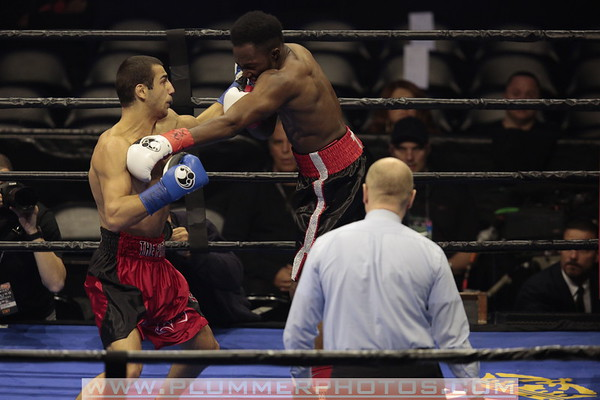 Radzhab Butaev vs. TyKeem Sadler