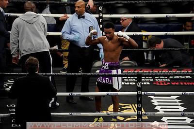 Boxing 2018 - Desmond Jarmon vs. Kendrick Latchman