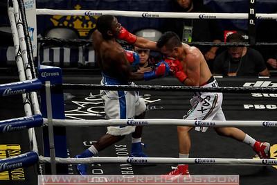 Boxing 2018 - Dylan Price vs. Edson Noria
