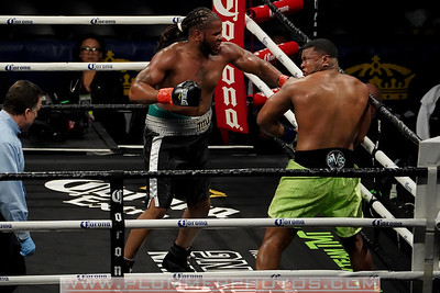 Boxing 2018 - George Arias  vs. Tyrell Wright
