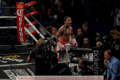 Boxing 2018 - Gervonta Davis Defeats Jesus Cuellar by 3rd Round TKO