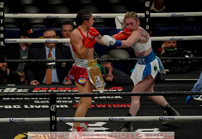 Boxing 2018 - Heather Hardy Defeats Paola Torres by Unanimous Decision