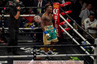 Boxing 2018 - Jermal Charlo Defeats Hugo Centeno by 2nd Round KO