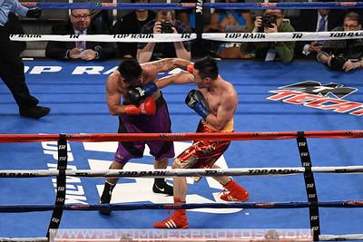 Boxing 2017 - Li Tong Hu vs. Daniel Calzada