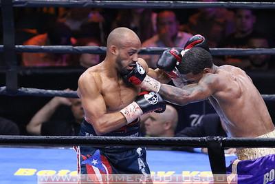 Boxing 2015 - Wesley Ferrer versus Jose Miguel Castro
