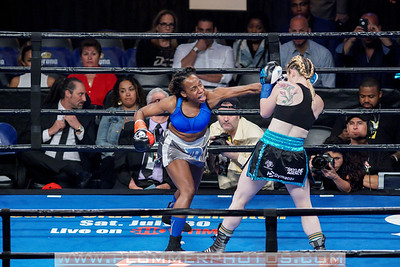 Boxing 2016 - Heather Hardy Defeats Kirstie Simmons by Unanimous Decision
