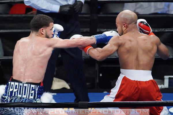 Josue Vargas vs. Ryan Picou