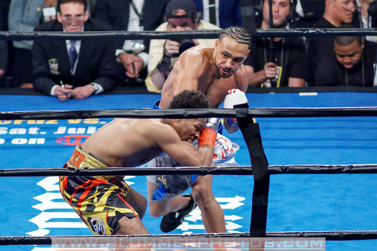 Boxing 2016 - Keith Thurman Defeats Shawn Porter by Unanimous Decision