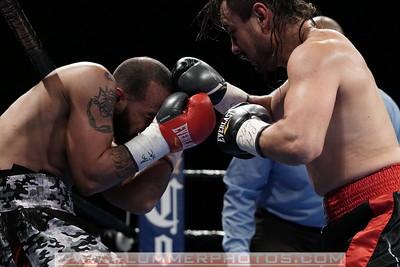 Boxing 2017 - Jesus Lule versus Ismael Serrano