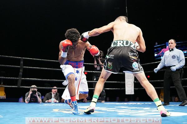 6/27/2017 Miguel Cruz vs Alex Martin Card