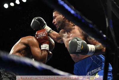 Boxing 2017 - Nicholas Hernandez versus Grayson Blake