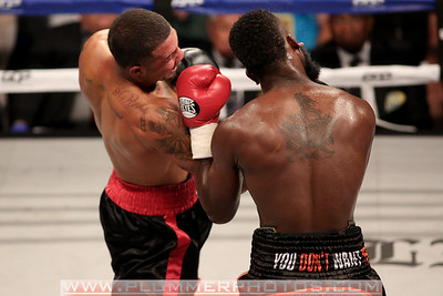 BOXING 2015 - Samuel Clarkson vs Jerry Odom