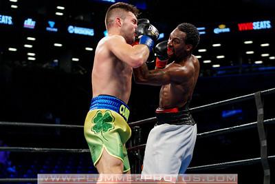 Boxing 2016 - Conrad Cummings vs Dante Moore