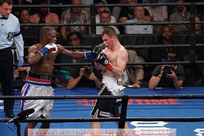 Boxing 2016 - Tony Harrison Defeats Sergey Rabchenko by 9th Round TKO