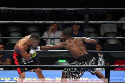 Boxing 2015 - Titus Williams Defeats Micah Branch by Unanimous Decision