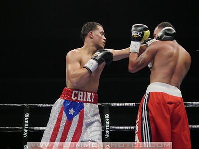 BOXING 2014 - Frankie Garriga vs Luis Acevedo