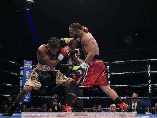 Ismael Serrano vs Jonathan Williams 8/9/2014