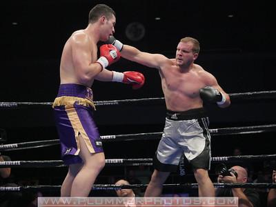 BOXING 2014 - Joseph Parker vs Keith Thompson