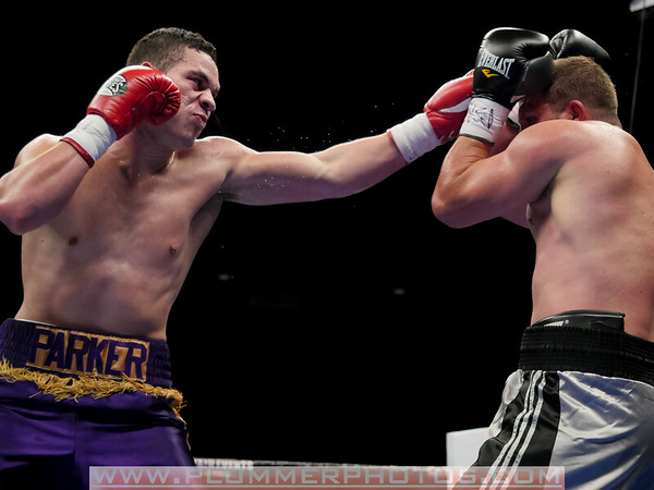 Joseph Parker vs Keith Thompson 8/9/2014