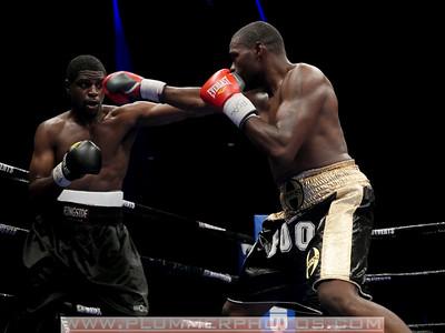 BOXING 2014 -Khalib Whitmore vs Lamont Capers