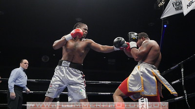 BOXING 2014 -Tyrell Wright vs Randy Easton