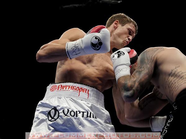 Vasily Lepikhim vs Robert Berridge 8/9/2014