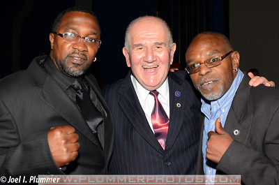 All-Star Boxing Gala at the Resorts Casino in Atlantic City, New Jersey.
