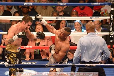 Boxing 2013 -Bika  defeats Periban