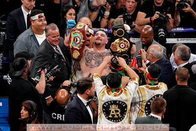 Boxing 2019 - Andy Ruiz Defeats Anthony Joshua by 7th round TKO