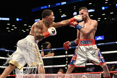 Boxing 2017 - Gervonta Davis Defeats Jose Pedraza by 7th Round TKO