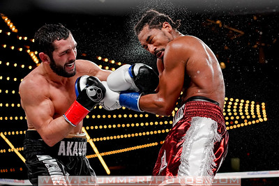 Boxing 2019 - Demetrius Andrade Defeats Artur Akavov by 12th Round TKO