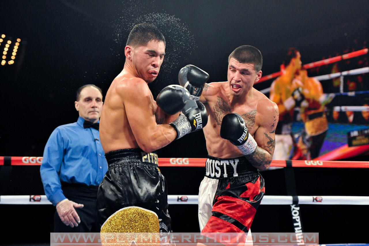 BOXING 2013 - Dusty Hernandez Harrison vs. Josh Torres