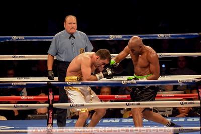 BOXING 2013 - Deontay Wilder vs. Nicolai Firtha