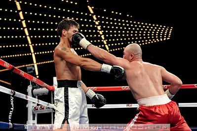 BOXING 2013 - Isa Akberbayev vs. Brian Clookey