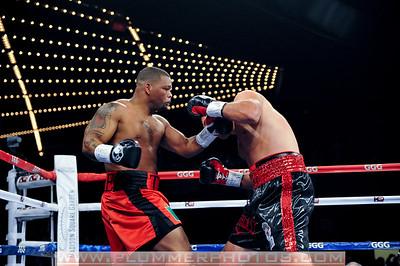 BOXING 2013 - Magomed Abdusalamov vs. Mike Perez