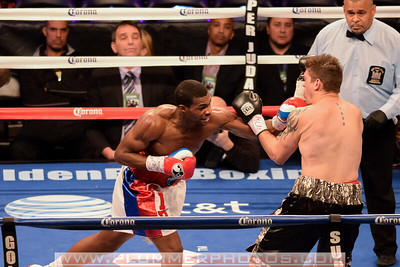 Boxing 2013 - Marcus Browne vs  Kevin Engel