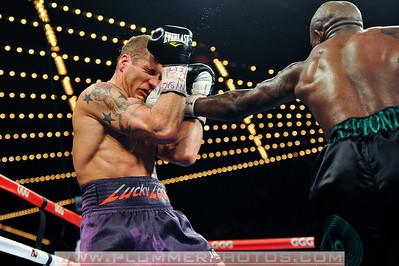 BOXING 2013 - Ola Alfolabi vs. Lukasz