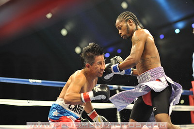 BOXING 2013 - Rau'Shee Warren vs. Angel Carvajal